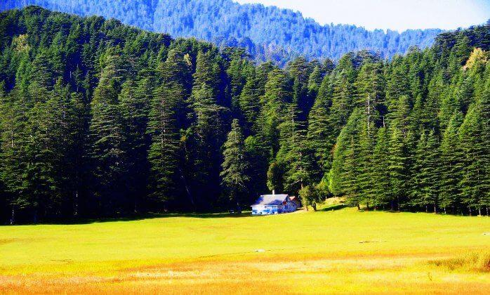 Colorful-Khajjiar-Valley-