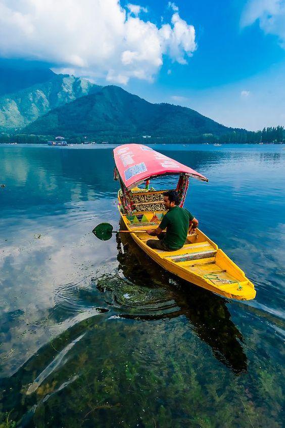boat kashmir